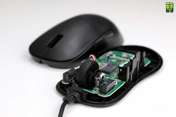Endgame Gear XM1 Gaming Mouse Teardown