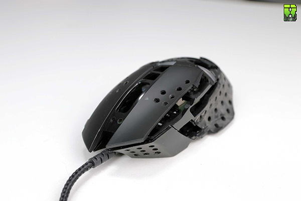 Logitech G502 Weight Reduction Wired